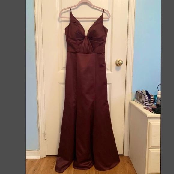 Mori Lee by Madeline Gardner Bridesmaid Dress